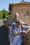 Alene and Bill: Gordes