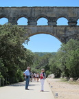 Alene and Bill: Pont du Gard