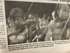 Look who was in the paper?