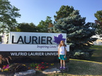 At Wilfrid Laurier